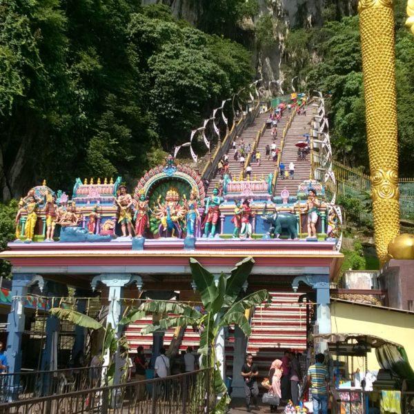 Zwiedzanie Kuala Lumpur