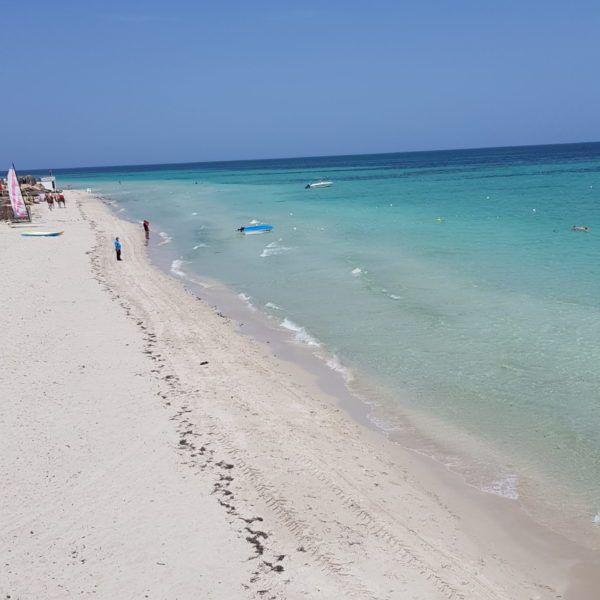 Tunezja Wyspa Dżerba - Wakacje Jak Na Karaibskich Plażach
