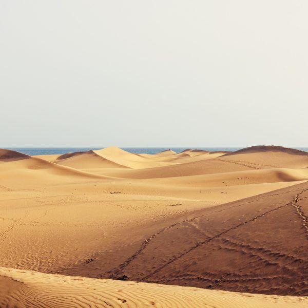 Wydmy Maspalomas - Gran Canaria
