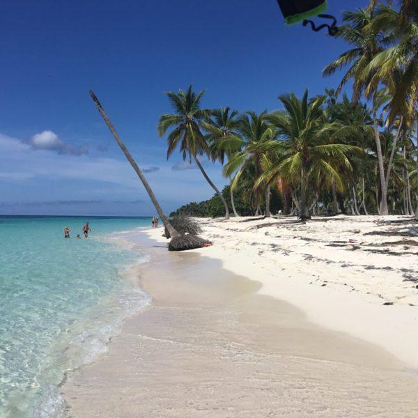 Dominikana Saona