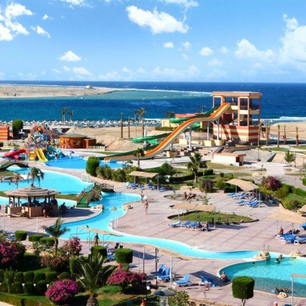 Egipt Hotel El Malikia