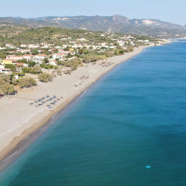 Samos Plaża Kampos