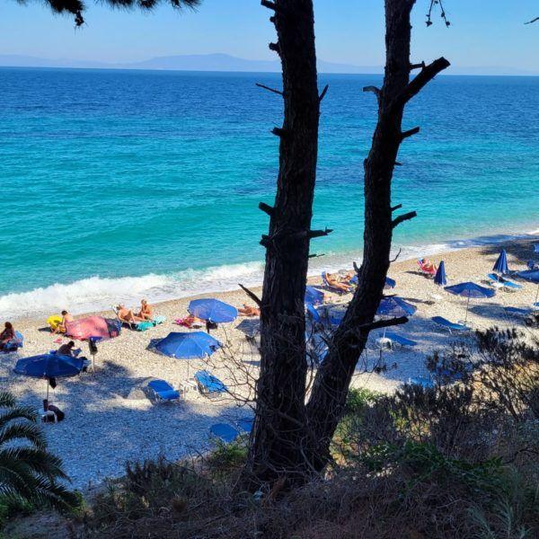 Samos Tsamadou Beach