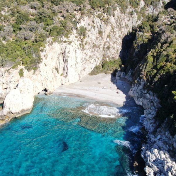 Samos Plaża Micro Seitani